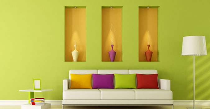 Interior Design Painting in Green Bay